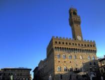 Palazzo Vecchio, otra visita típica en Florencia