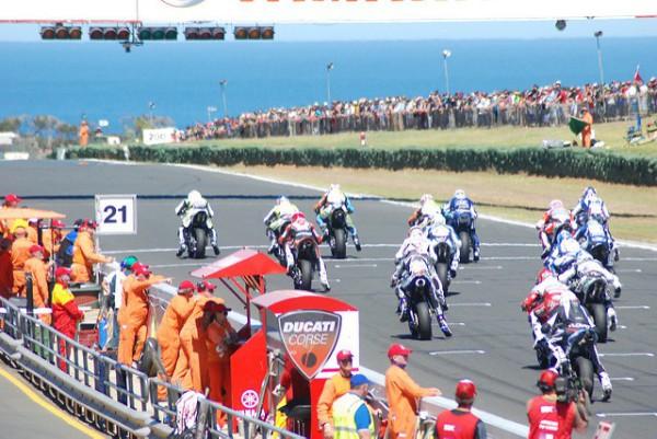 Phillip Island es uno de los famosos circuitos de carreras de Australia