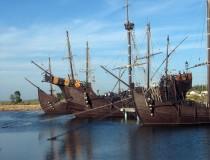 El Museo del Muelle de las Carabelas de Palos de la Frontera, parte de la historia del descubrimiento de América
