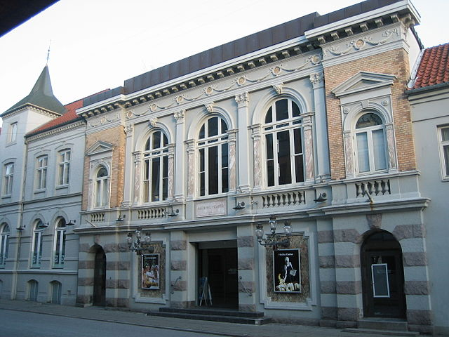 Eel Catcher en Aalborg