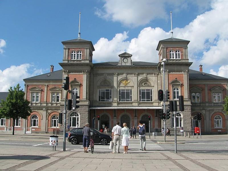 Mill Park en Aalborg