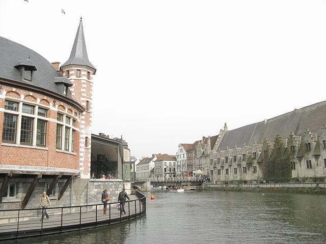 Antigua Loja del Pescado de Gantes