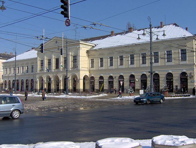 Edificio del Ayuntamiento de Debrecen