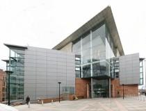 Teatro Bridewater Hall en Manchester