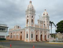 Plaza del Templo de Cabimas