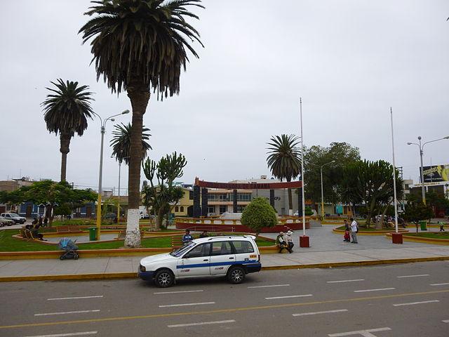 Museo Arqueológico La Inmaculada de Camaná