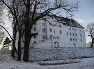 Castillo Dragsholm en Dinamarca