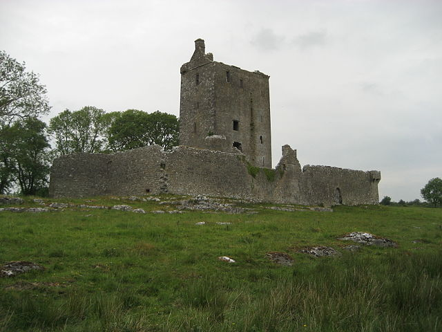 Castillo Fiddaun en Galway