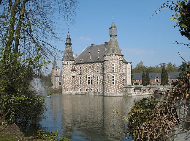 Castillo Jehay-Bodegnée de Amay