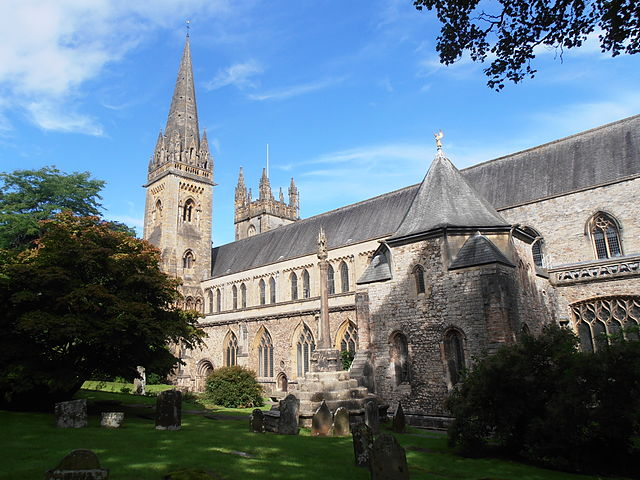 Catedral de Llandaff en Cardiff