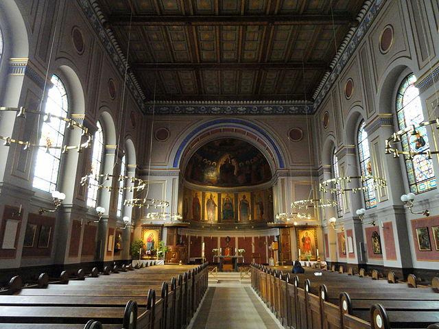 Catedral de San Óscar de Copenhague