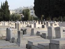 Cementerio Sanhedria en Jerusalén