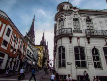 Centro Histórico de Manizales
