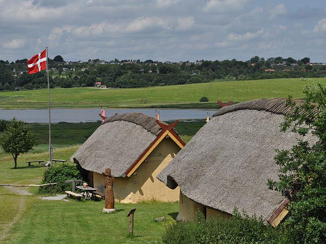 Centro Vikingo de Fyrkat en Hobro