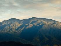 Cerro de la Muerte en Costa Rica