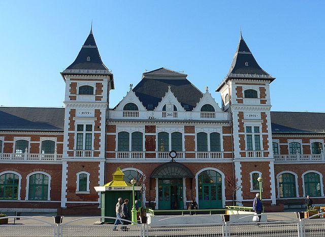Estación de tren de Miskolc
