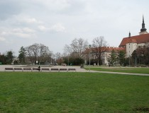 Estatua de Jobst de Luxemburgo en Brno