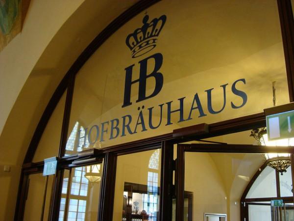 Hofbrauhaus es la cervecería más famosa de Munich