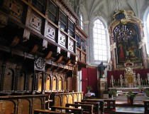 Iglesia Franciscana de Innsbruck
