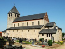 Iglesia de San Pedro de Bertem