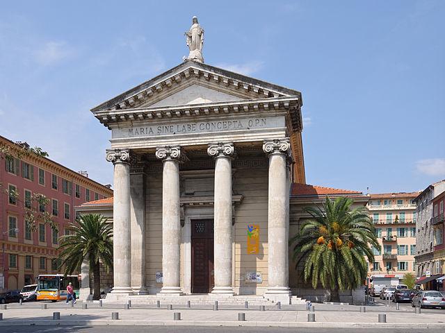 Iglesia de Notre Dame del Puerto de Niza