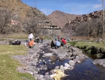 Excursión al pueblo de Imlil