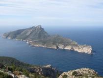 Sa Dragonera, la isla protegida a 700 metros de Mallorca