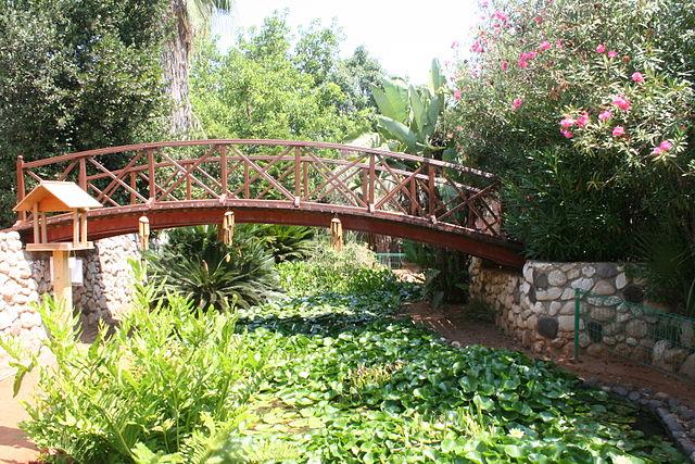 Jardín Botánico de Tel Aviv