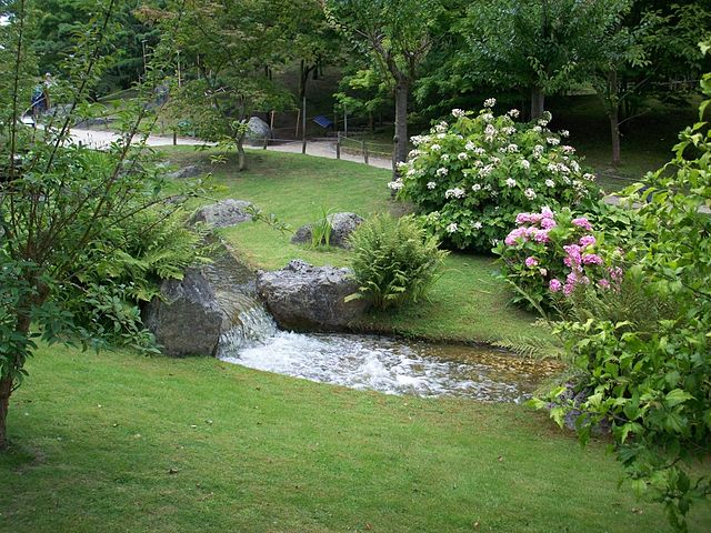 Jardín Japonés de Hasselt
