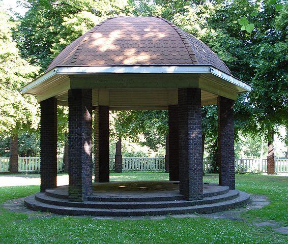 Parque Juliana de Utrecht