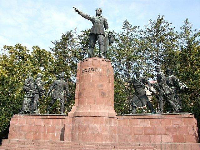 Monumento a Kossuth
