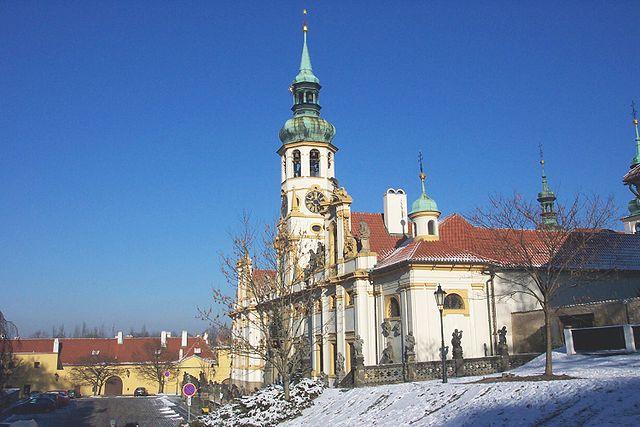 Loreta en Praga