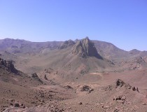 Montaña Jbel Sirwa