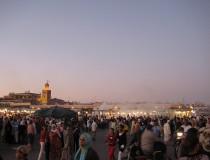 Galería de Arte 127 en Marrakech