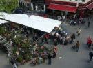 Mercado Lindengracht de Amsterdam