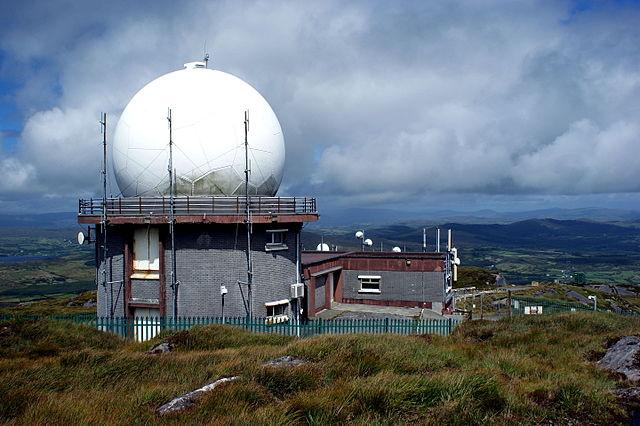 Monte Gabriel en Irlanda