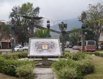 Monumento Cinco Águilas Blancas