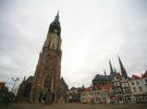 Monumento de Hugo de Grott en Delft