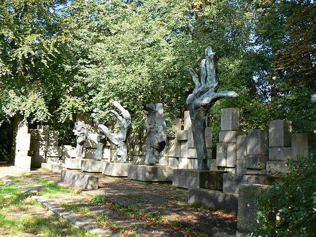 Monumento Judío de Groninga