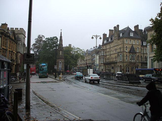 Memorial de los Mártires de Oxford
