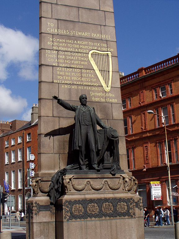 Monumento a Charles Steward Parnell