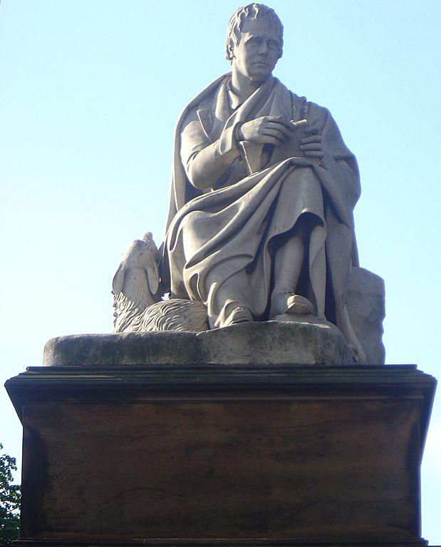 Monumento Walter Scott en Edimburgo