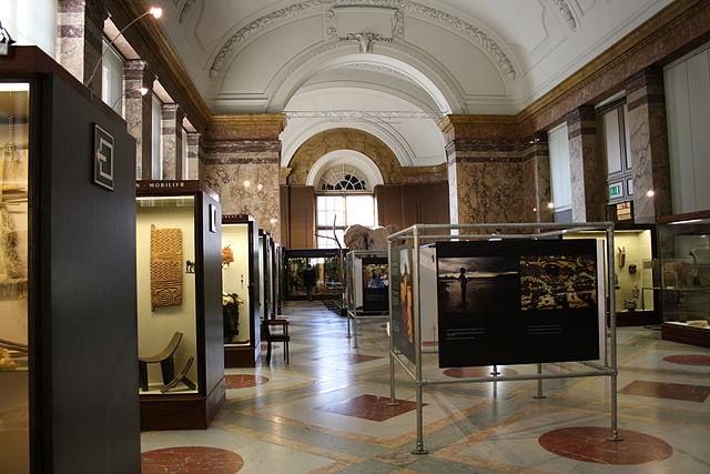 Museo Real de África Central en Bruselas