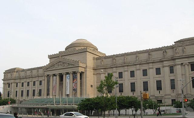 Museo de Brooklyn en Nueva York