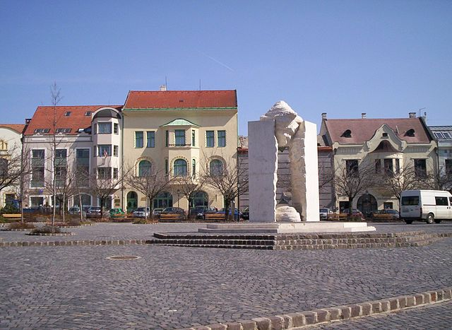 Plazas Óvaros de Veszprém