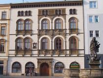 Palacio de Edelmann en Olomouc