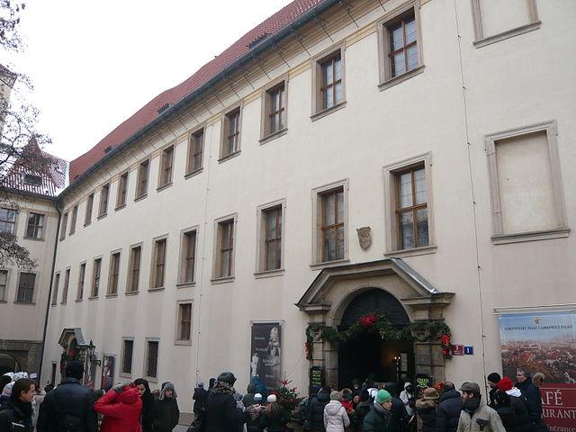 Palacio Lobkowic en Praga