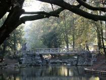 Parque Josaphat en Bruselas