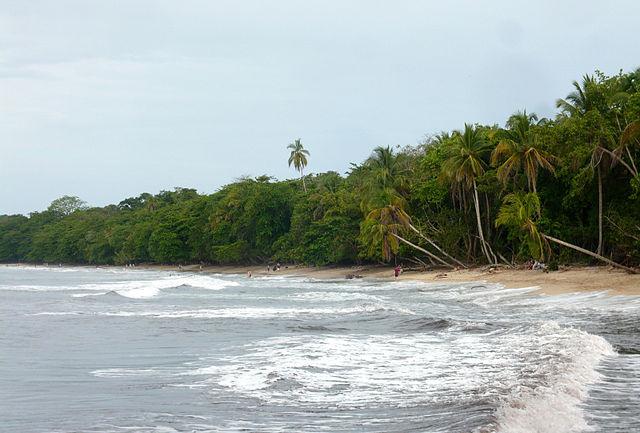 Parque Nacional Cahuita en Costa Rica