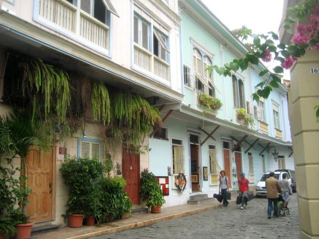Barrio de Las Peñas en Guayaquil